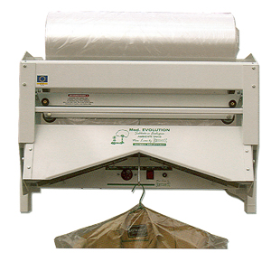 Murale-ML Clean Laundry Wrapping Machine