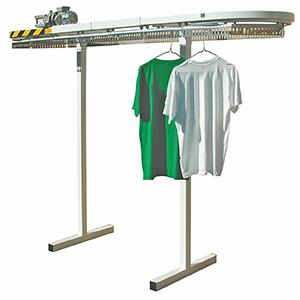 Automated Clothing Conveyor